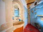 The en-suite bathroom/WC to the previous bedroom