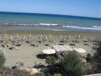 Faros Beach Bar ans water sports