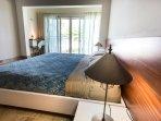 Bedroom #1: Master bedroom