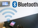 Listen to your favorite songs from your mobile via Bluetooth signal