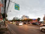 4-minute walk to the main Lat Phrao street to hiking a taxi