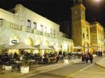 Al fresco dining at Birgu Waterfront at Night