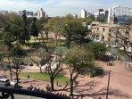 Day view Parque Lezama