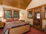 guestroom with porch