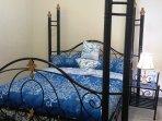 second bedroom 5x6 bed