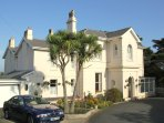 A grand Victorian Villa in one of the most sought after residential areas of Torquay.