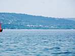 Varna south from the sea
