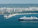 City of Varna from top