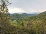 Mountain view: