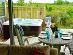 Luxury, Modern House, Hot Tub, Winter / Summer