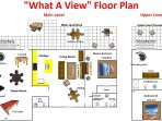 Layout of 'What A View'.