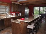Newly remodeled Kitchen with Stainless appliances