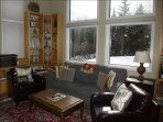 Separate Family Room/Study