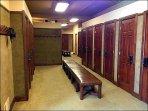 Ski Locker Room