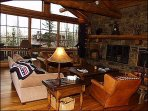New Two Creeks Home - Ski In/ Ski Out (8858)