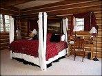 Master Bedroom w/King/Jacuzzi/Steam/TV