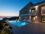 Villa Karga - fantastic view
