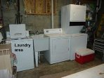 Laundry Room - Include two dryers.
