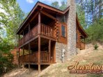 One bedroom Pigeon Forge cabin rental