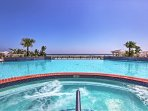 Your Galveston getaway awaits in this magnificent vacation rental condo!