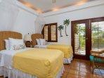 Coconut Palm Villa's Guest Suite
