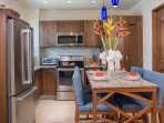 Full equipped Kitchen and Dinning room
