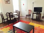 2BEDROOM,nearMETRO&DC,parking,5bed,0stair,WIFI,AC