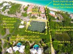 Free tennis at Carimar Beach Club and a short, leisurely two minute walk to Meads Bay Beach