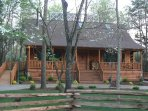 Spotted Fawn Luxury Cabin Getaway