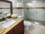 Sample image 2 of a master bathroom