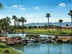 Pebble Creek Active Adult Resort Community one of several  Golf courses
