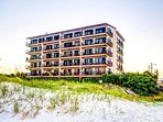 Surfside Condos live up to their name on the sands of the Florida Gulf Coast