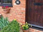 Front door, Spring