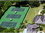 The Tryall Club's world class tennis replete with a choice of grass and clay surfaces, clinics, and a trained staff of...
