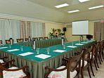 Conference room available at Great House.