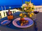 Tryall Club's restaurants offer fine dining...