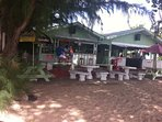 Take a drive to Holetown. visit Surfside where they serve local drinks and local food - delicious
