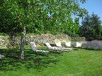 Monteverdi's lavender garden
