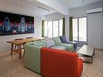 Apt CT3 - Living room