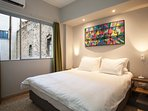 Apt CT3 - Bedroom 1 with king size bed