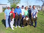 Wachapreague Flounder Tournament is in April.