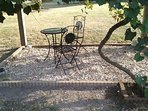 The Grape Arbor.