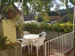 H(9): garden terrace