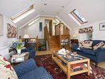 Cairn Ingli Mountain holiday cottage - cosy sitting room