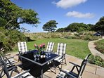 Luxury holiday cottage near St Davids with private large gardens