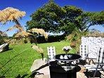 Pembrokeshire cottage garden