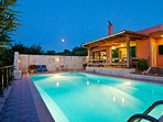 Great outdoor area and pool terrace!