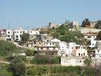 Agia Triada village