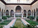 Alcazar de Sevilla(Cerca del Apartamento)