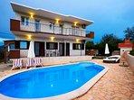 Font view, Luxury villa Ivana, Split